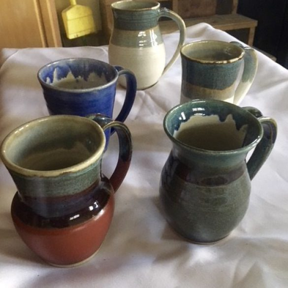 Cups, Mugs, and Steins