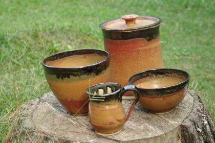 What is Farmridge Pottery?