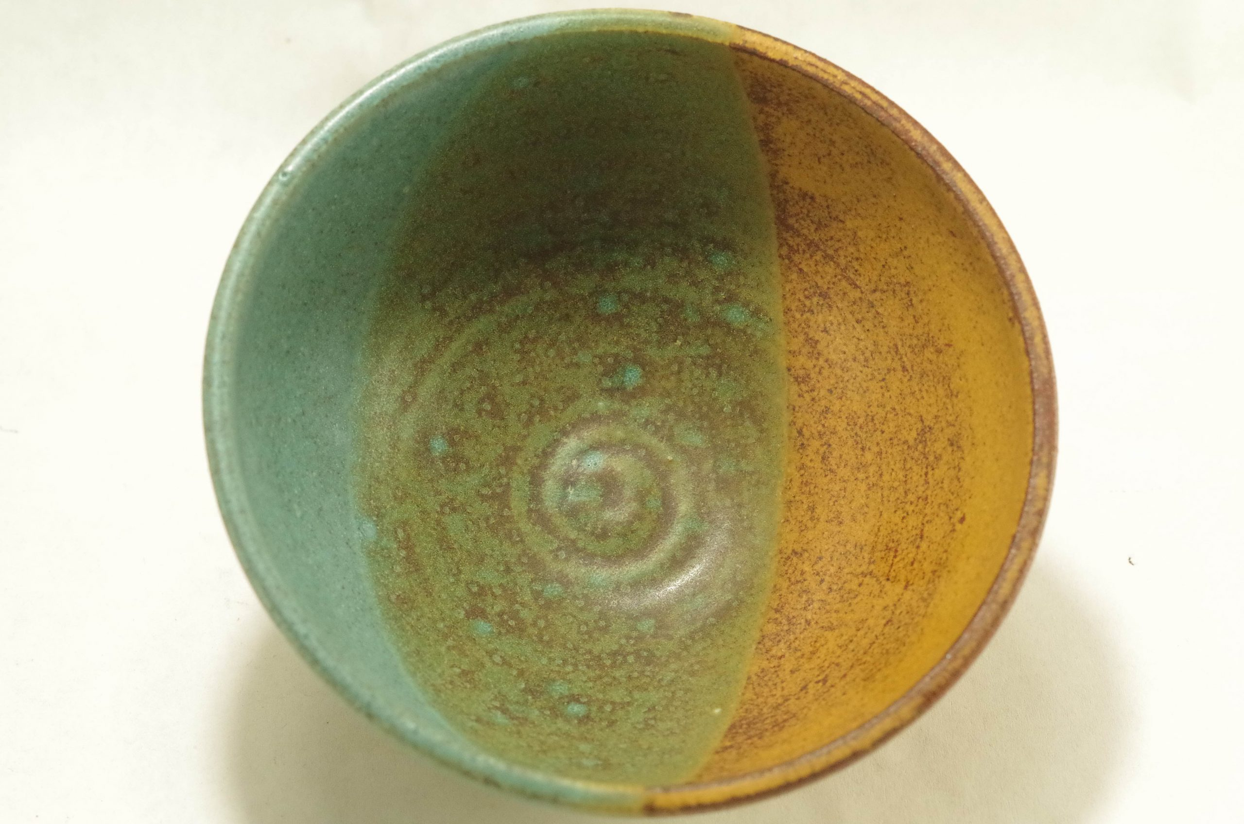 Hand Thrown wheel stoneware Prep Bowl