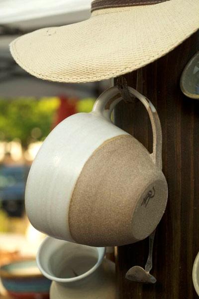 coffee cup original pottery