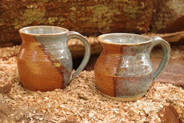 handmade pottery cups raleigh nc